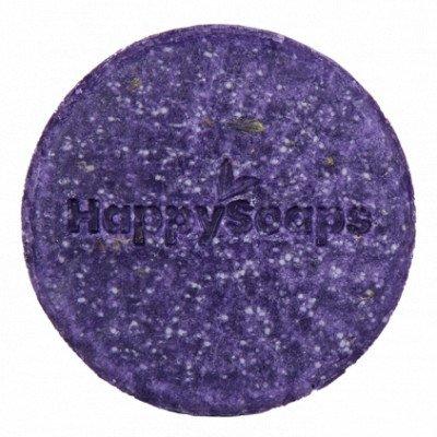 HappySoaps HappySoaps Shampoo Bar Purple Rain