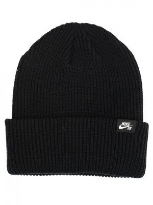 Nike Nike SB Skate Fisherman Beanie zwart