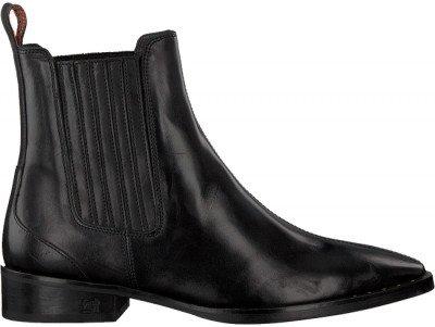 Zwarte Scotch & Soda Chelsea Boots Trona 751134