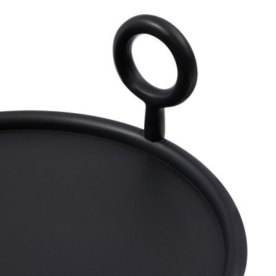 Rivièra Maison Rivièra Maison Bijzettafel 'Nolita' kleur Zwart