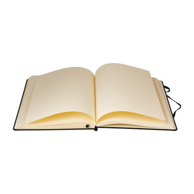 Schetsboek A4 - zwart - 80 vellen