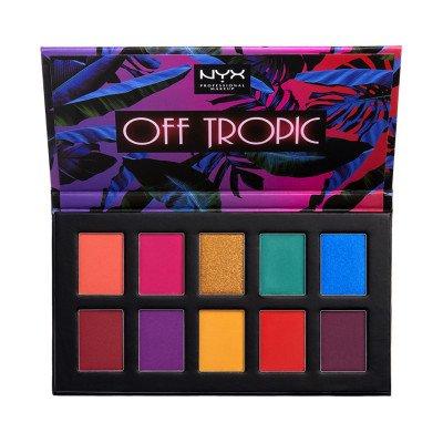 NYX Professional Makeup Off Tropic Hasta La Vista Oogschaduw 11 g