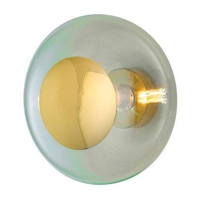 Ebb en Flow EBB & FLOW Horizon fitting goud/groen Ø 36 cm