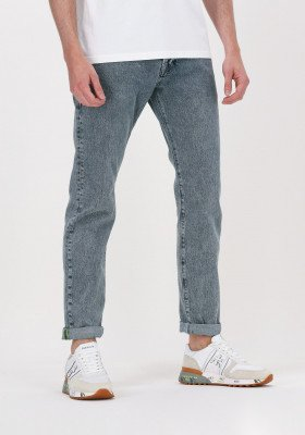 Scotch en Soda Grijze Scotch & Soda Slim Fit Jeans 163215 - Ralston Regular Slim
