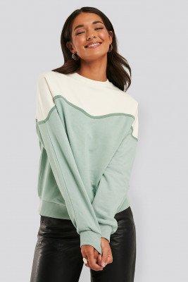 NA-KD NA-KD Sweater - Green
