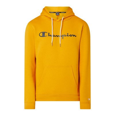 Champion Comfort fit hoodie met logoprint