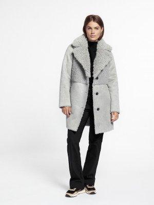 Beaumont Beaumont Lammy blazer - Soft Grey