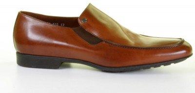 Lido Marinozzi 1100-116 Golf Cognac Herenloafers
