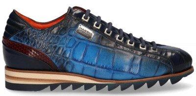 Harris Harris Tributo Blauw Herensneakers