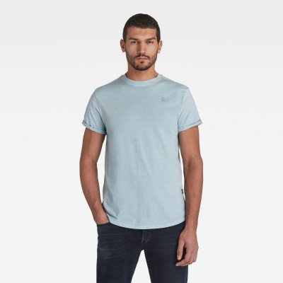 G-Star RAW Lash T-Shirt - Midden blauw - Heren
