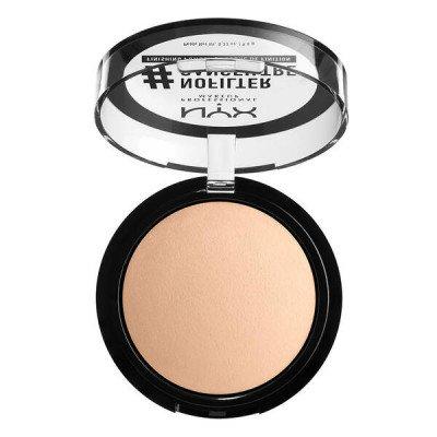 NYX Professional Makeup NYX Professional Makeup No Filter Finishing Powder Light Beige