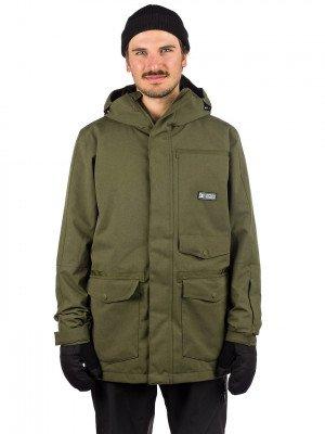 DC DC Servo Jacket groen