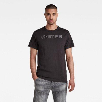 G-Star RAW G-STAR T-Shirt - Zwart - Heren
