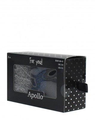 Apollo Apollo - Dames Sokken Kleuren