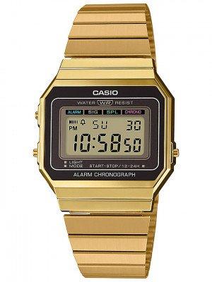 Casio Casio A700WEG-9AEF geel
