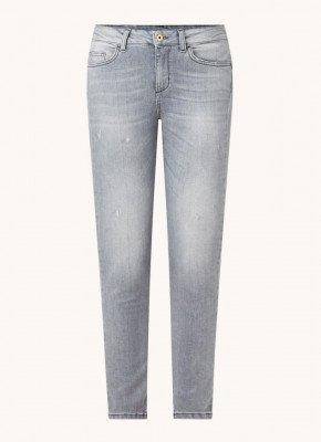 Liu Jo Liu Jo Divine high waist skinny fit jeans met gekleurde wassing