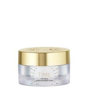 Ici Paris Xl Ici Paris Xl Time ICI PARIS XL - Time Hydraterende Nachtcrème Tegen Huidveroudering - 50 ML