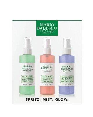 Mario Badescu Mario Badescu - Spritz. Mist. Glow Mist Trio - 3 x 118 ml