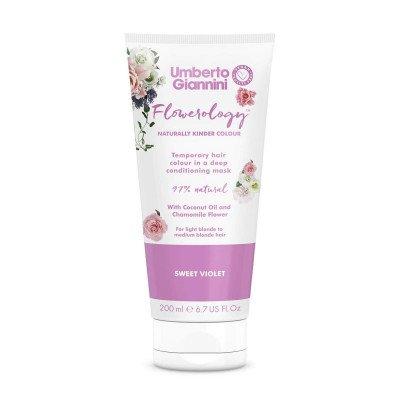 Umberto Giannini Umberto Giannini Flowerology Colour Mask Sweet Violet