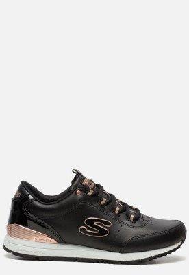 Skechers Skechers Sunlite Delightfully OG sneakers zwart