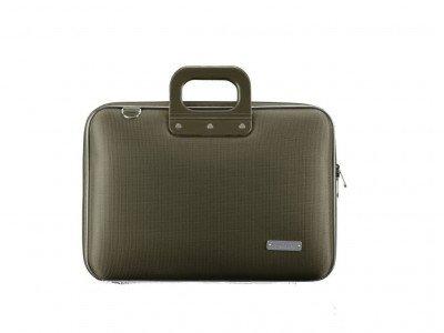 Bombata Bombata Nylon Laptoptas 15,6 inch Green