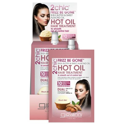 Giovanni Giovanni 2chic Frizz Be Gone Hot Oil (12 Pack)