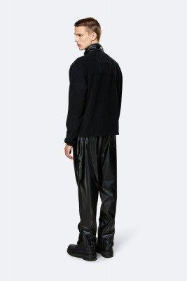 Rains Rains Heren Fleece Jacket - Black