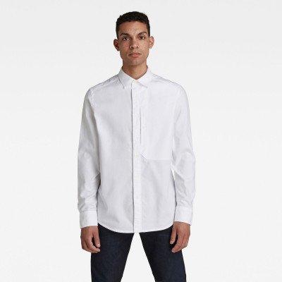 G-Star RAW Oxford Regular Shirt - Meerkleurig - Heren