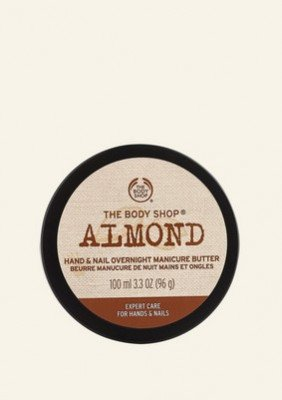The Body Shop NL Almond Hand And Nail Butter 100 ML