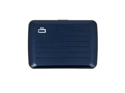 Ogon Designs Ogon Creditcardhouder Stockholm V2.0 Navy Blue