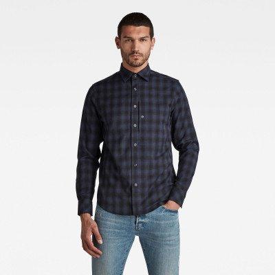 G-Star RAW Stalt Regular Shirt - Meerkleurig - Heren