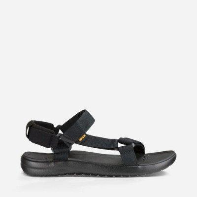 Teva Teva Sanborn Universal Sandalen, Zwart voor Heren, Maat 42