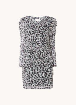 Fabienne Chapot Fabienne Chapot Marie mini jurk van mesh met bloemenprint