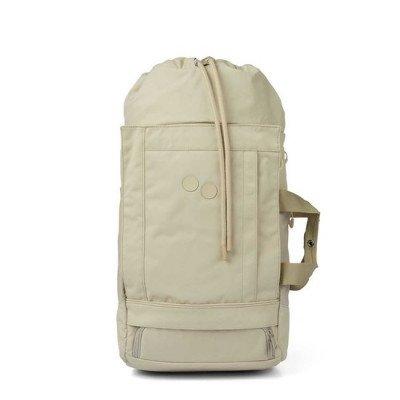 Pinqponq Pinqponq Blok Medium Backpack Chalk Beige