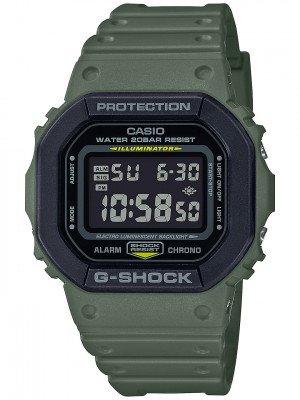 G-SHOCK G-SHOCK DW-5610SU-3ER groen