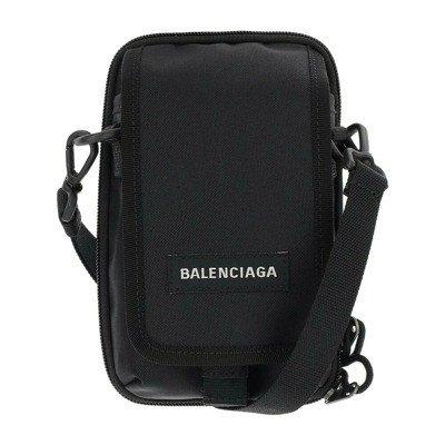 Balenciaga Phone-Holder Shoulder Bag