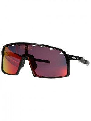 Oakley Oakley Sutro Polished Black Sunglasses zwart