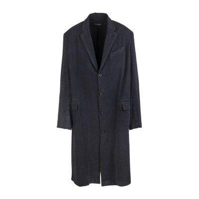 Balenciaga Worn-Out Tailored Coat