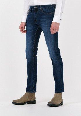 Tommy Jeans Donkerblauwe Tommy Jeans Slim Fit Jeans Scanton Slim Asdbs