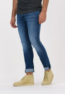 Tommy Jeans Donkerblauwe Tommy Jeans Skinny Jeans Simon Skny Dyjmb