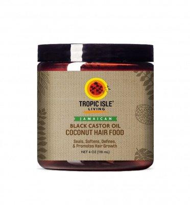 Tropic Isle Living Wonderolie Hairfood Haarverzorging met kokos - 118 ml Tropic Isle Living