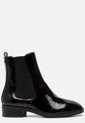 tamaris Tamaris Chelsea boots zwart