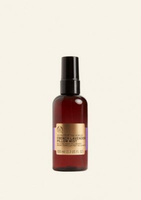 The Body Shop NL Secrets Of The World French Lavender Pillow Mist 100 ML