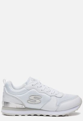 Skechers Skechers OG 85 Gold'n Gurl sneakers Wit