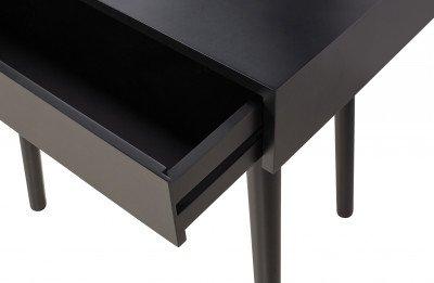 WOOOD WOOOD Kaptafel 'Vanity' 65 x 42cm, kleur Zwart