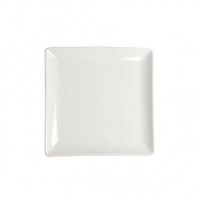 DilleenKamille Bord vierkant, porselein, 12 x 12 cm