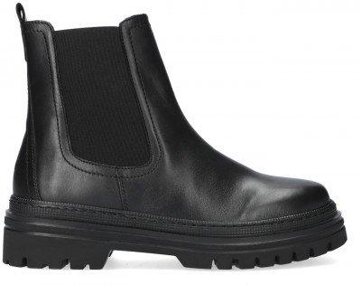 Gabor Zwarte Gabor Chelsea Boots 720.1