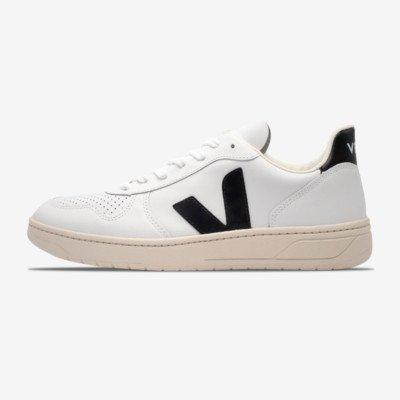 """Veja V-10 Leather """"Extra White"""""""