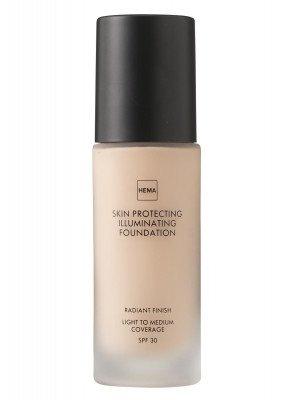 HEMA HEMA Skin Protecting Illuminating Foundation Rose 01 (creme)