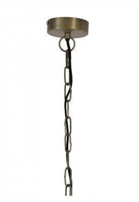 Light en Living Light & Living Hanglamp 'Kymori' 46cm, kleur Antiek Brons